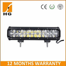 "7D dual row 32"" led car light bar 180w led light bar"