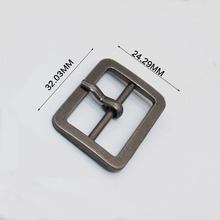 17 years manufacturers alloy plating antique silver metal belt buckle