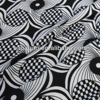 Knitting 4 Way Stretch Spandex Fabric