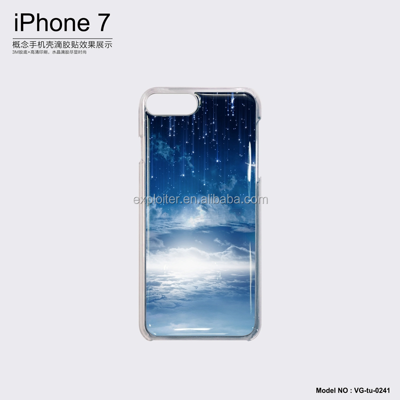 Shenzhen shock proof air bag gel handphone cover for apple iphones 7 cover
