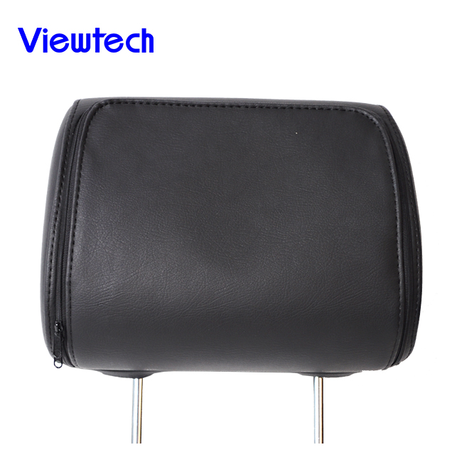Shenzhen 9 inch touch screen auto headrest dvd for mercedes with usb sd manufacturer