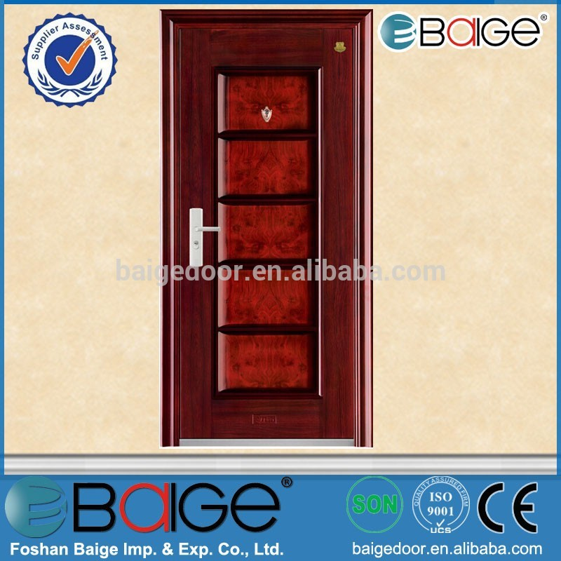 BG-S9280 american building supply doors/american style entry doors/american steel doors
