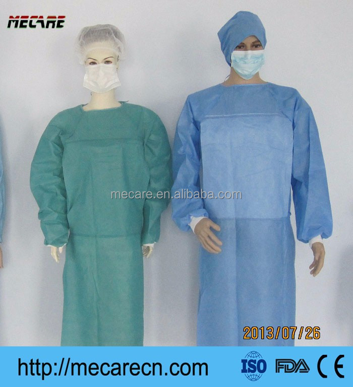 Chinese SMS Surgical Gown