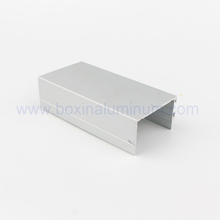 best selling u shape aluminum extrusion profiles for window frame