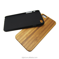 Hot Sales Blank Wooden Phone cover for iphone 6 Wooden Case