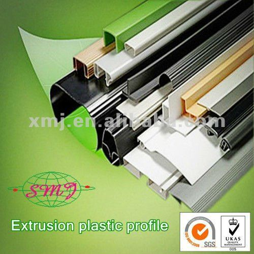extrusion Customized plastic PE profile