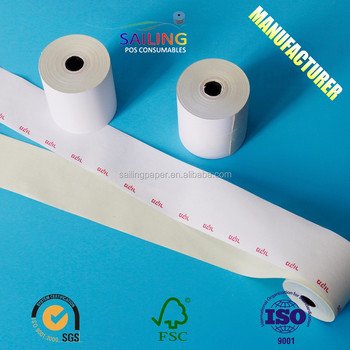76mm carbonless paper roll