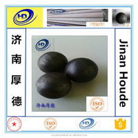High hardness of grinding steel ball form Houde made in china