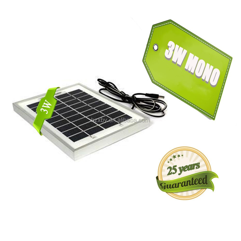 Roof Flexible Mono Pv 3 Watt Solar Panel,Solar Panel Manufacturers In China