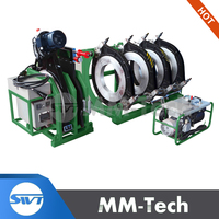 SWT630 / 315 Hdpe Hydraulic Butt Fusion Welding Machine /pe Pipe Welding Machine /poly Welders