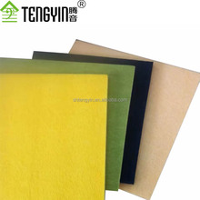 China suppliers new goods soundproofing materials cheap polyester fiber interior wall boards