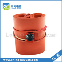 Explosion proof Drum band Heater Silicone Rubber Pad Heater