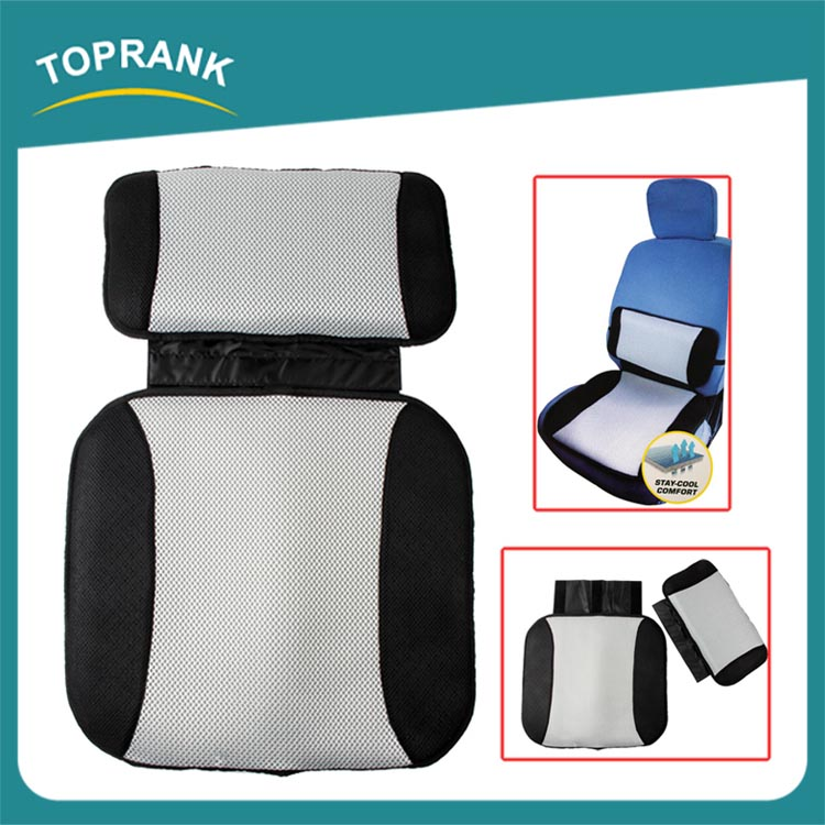 High quality therapy car seat back support cushion for back pain