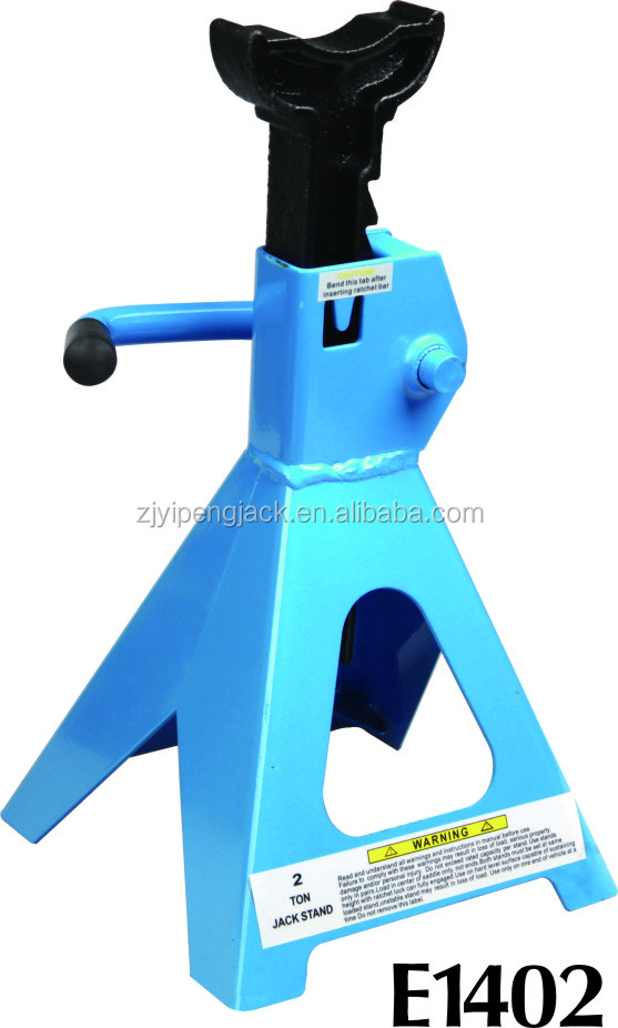 12t car safety jack stand from the zhejiang yipeng machinery factory