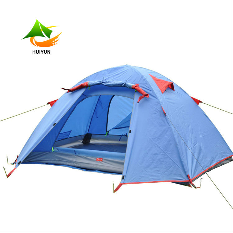 Instant Outdoor Hiking Camping Tent With Aluminum Pole