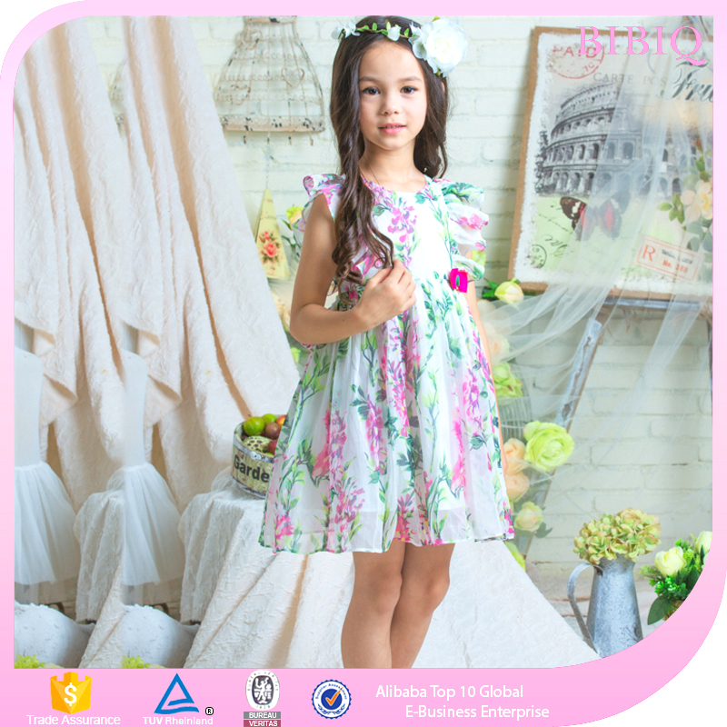 Baby Kids Clothes Frock Dress Party Wear Dress 2017