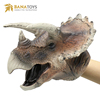 New Simulation Triceratops Wholesale Dinosaur Hand Puppet Toys