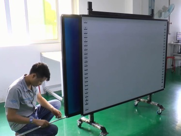 PCB Assembling (Interactive Whiteboard)