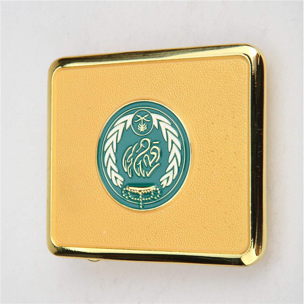 New product 2017 coin belt buckles with cheapest price