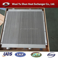 high performance aluminum customized oil cooler fitting manufacturer