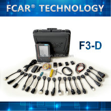 For 24V Diesel Trucks, DPF, Save Data Stream, Read DTC, Injector Test, Auto Diagnostic Scanner