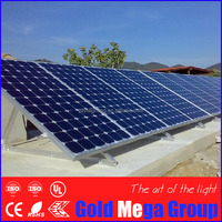 CCC CE approved Mono & Poly 12V 80Wp 100W 150w 200w 35w 300w Solar Panel / Module