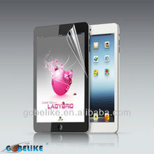 For Ipad mini screen film/guard with SGS,BV, ISO approvals