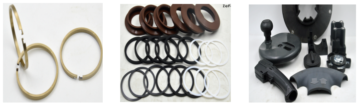 NBR/FKM/Silicone output shaft seal and oil seal