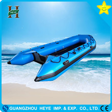 12 persons inflatable rescue boat