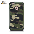 NXCASE fasion mobile covers for iphone7 shockproof case camouflage