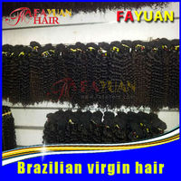 2013 Popular hair style brazilian kinky curly hair products