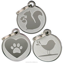 Name Plate Dog Collar Pet Identification Tags