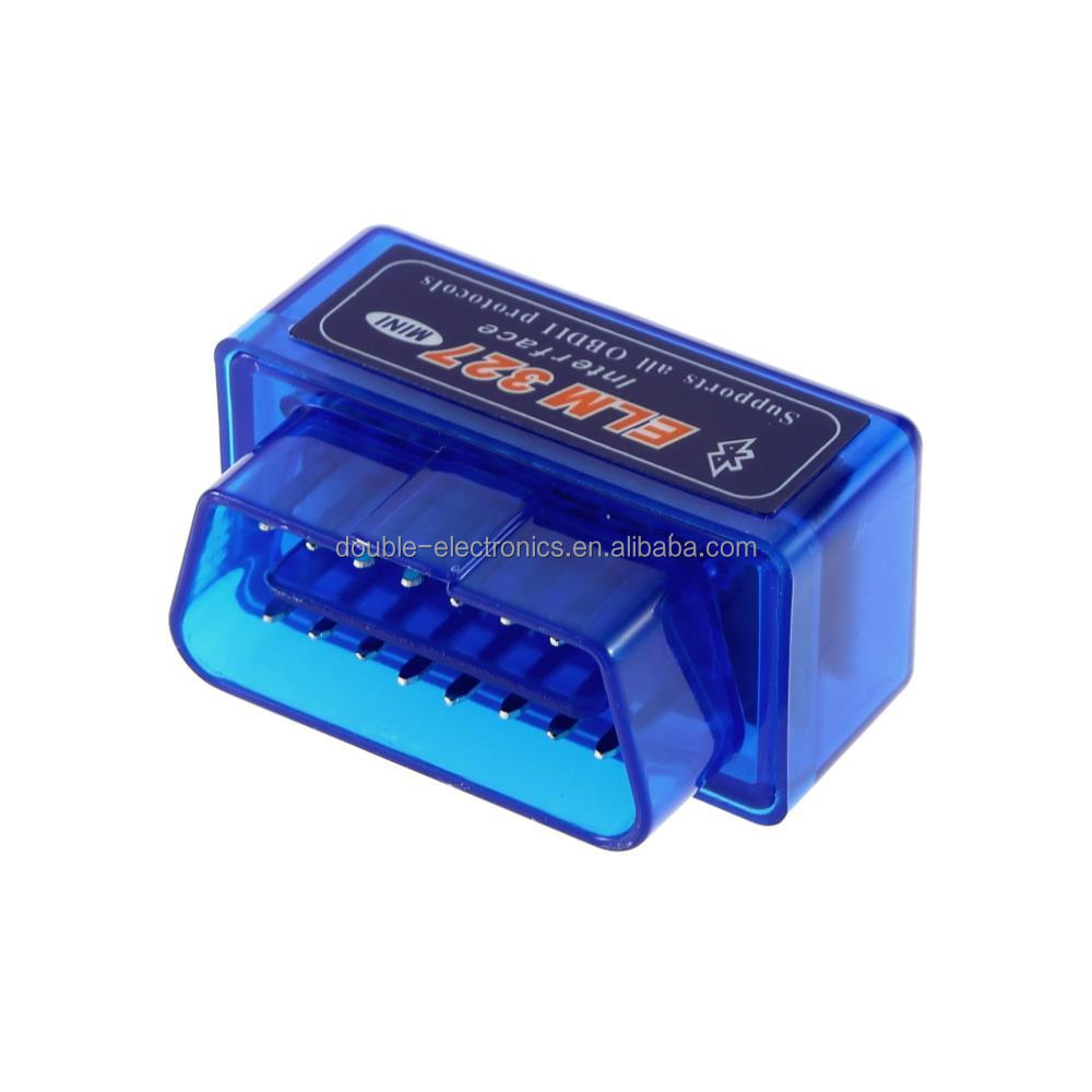 Mini ELM327 V1.5 OBD2 II Bluetooth Diagnostic Car Auto Interface Scanner Tool