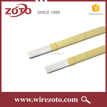 Index 200c Glass Fiber Covered Polyimide Film Sintered Flat Electrical Wire
