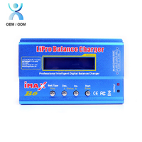 High quality Imax B6 Lipo battery balance charger IMAX B6 Digital RC Lipo NiMh Battery Balance Charger