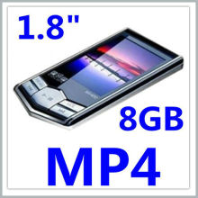 8gb Slim 1.8 LCD 8GB FM Radio Video Mp3 Mp4 player