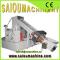 latest top plastic recycle film extruder