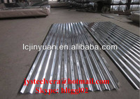 Zinc Corrugated Structure Roofing Sheet/Plate gi roof sheet