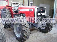 MASSEY FERGUSON MF 385 BRAND NEW MILLAT FOUR WHEEL TRACTORS