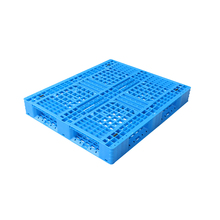4 Way Entry 6 runners single side HDPE Injection Manufacturer Plastic Pallet
