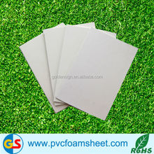 laminated pvc foam insulation for building materials