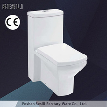 Best quality bathroom commode one piece washdown toilet A093