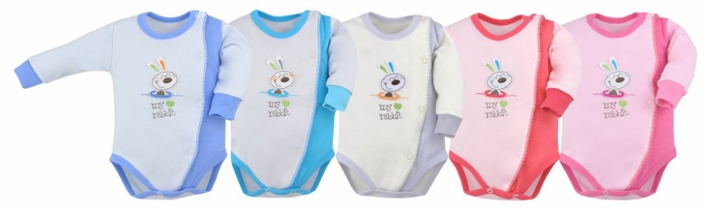 Highest quality baby bodysuits Flying is Cool 100% cotton