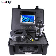 360 degrees rotation camera underwater panning camera CR110-7B 20m to 300m cable
