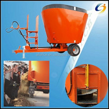 China supplier cattle feed crusher cattle feed mixer cattle feeder