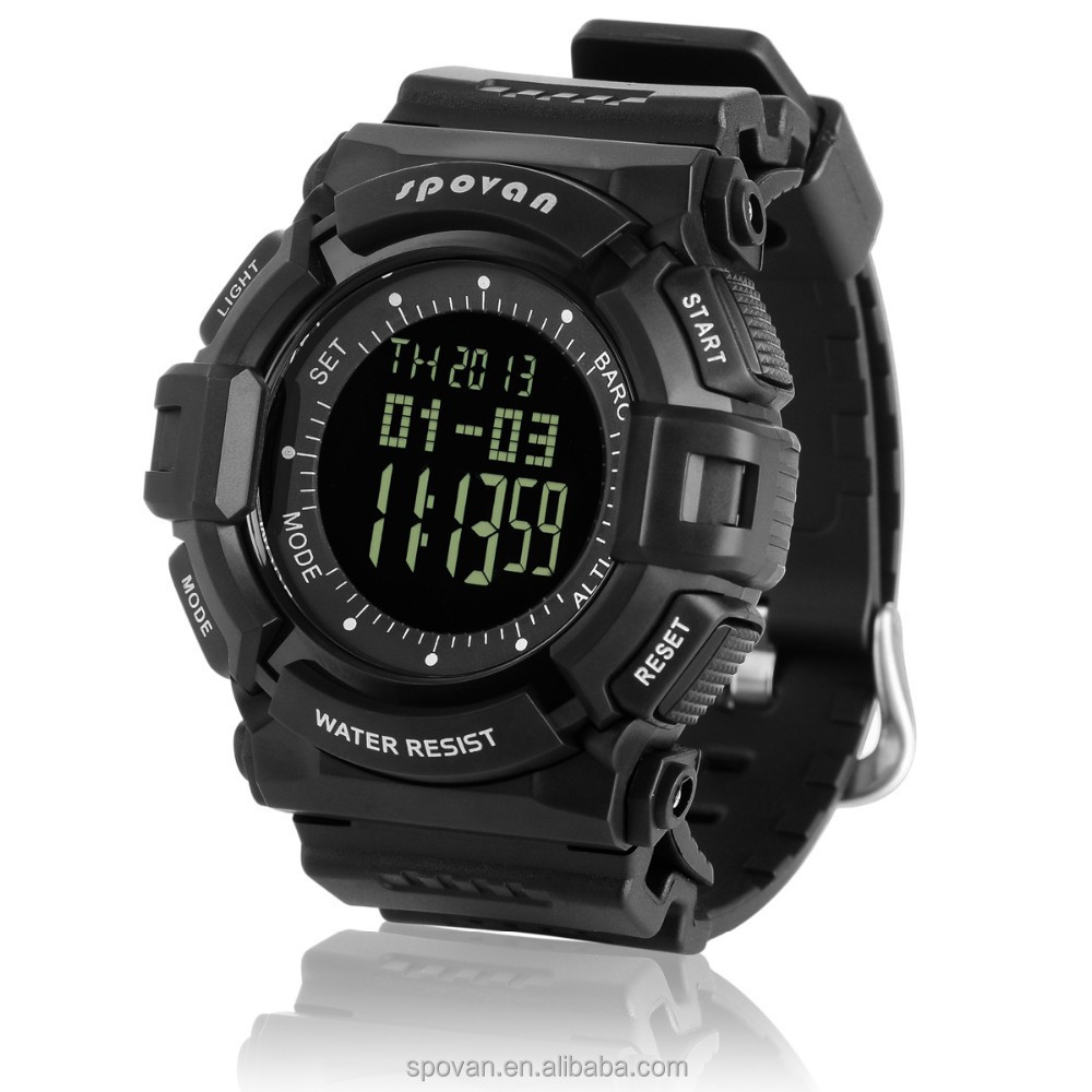 2015 Spovan waterproof www youtube com watch with altimeter barometer