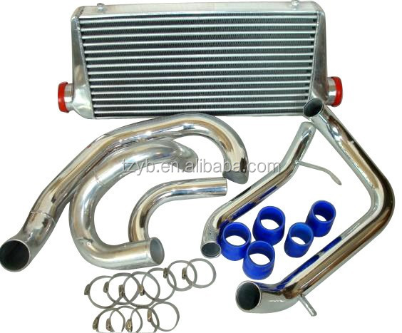 Universal Aluminum Intercooler piping kit for Toyota Chaser JZX100