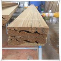 decorative wood column molding for interior decoration