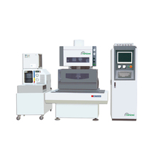 DK7732A cnc edm brass wire cutting machine