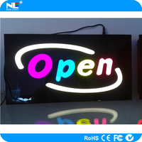 LED programmable LED sign board designs /glow programmable LED sign display board